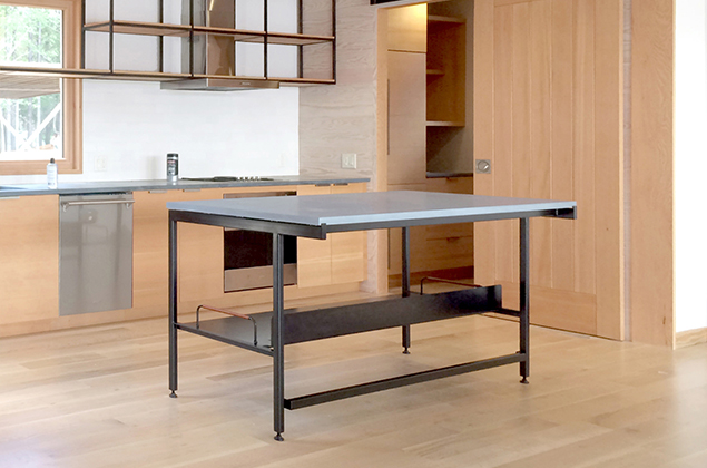 ABD Custom Kitchen Island-1