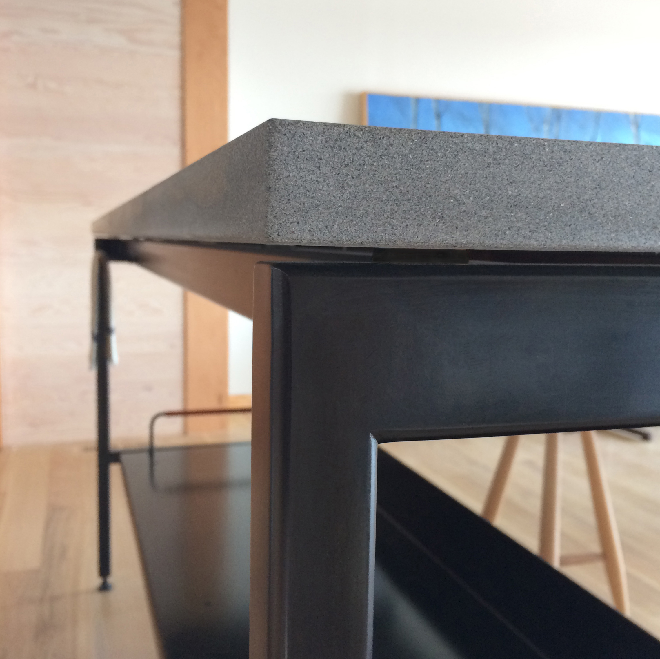 ABD Custom Kitchen Island-2
