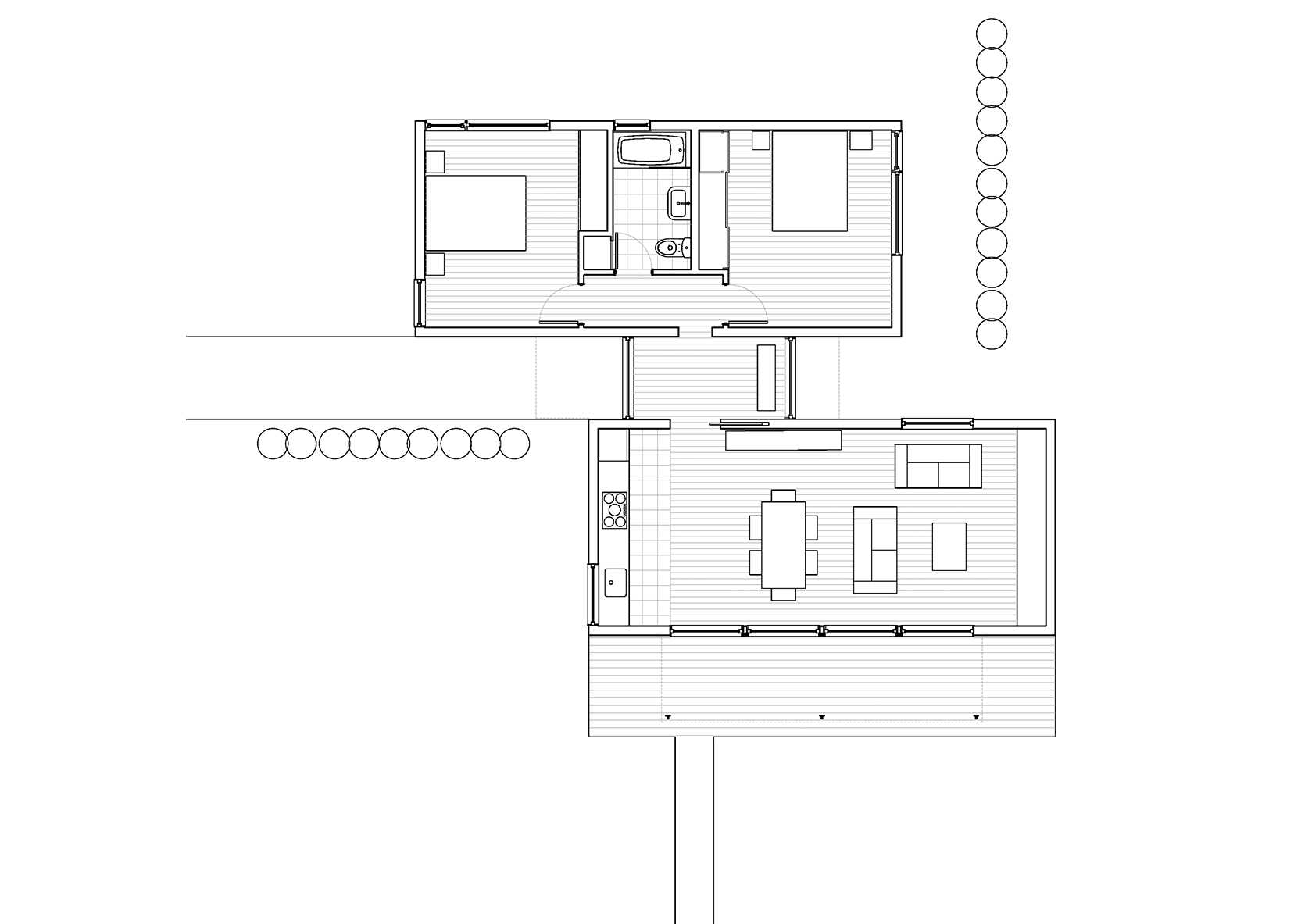2 Bedroom Guest House-3